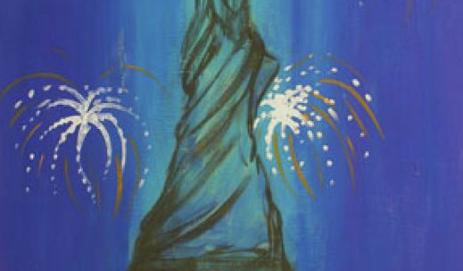 New York BYOB Painting Class