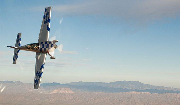 Advanced Aerial Combat Mission