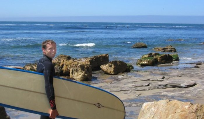 Bay Area Surf Lesson
