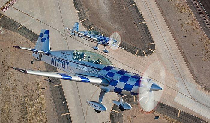 Phoenix Aerial Combat Mission