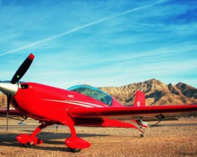 Las Vegas Aerobatic Airplane Adventure