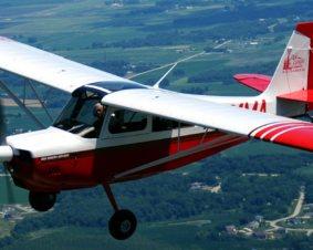 San Jose Acrobatic Flight Lesson