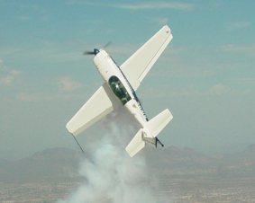 Aerobatic Power Ride Along