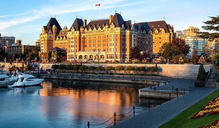 Victoria Day Trip with Afternoon Tea