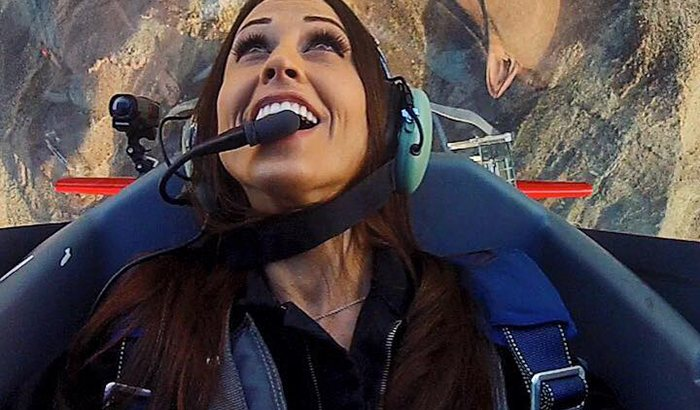 Las Vegas Aerobatic Airplane Adventure