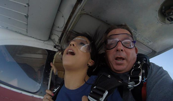 Tandem Skydive Albany For Two