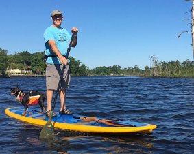 Jacksonville Paddleboarding Lesson