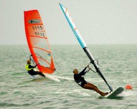 Jacksonville Windsurfing Lesson