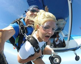 Skydiving Cleveland