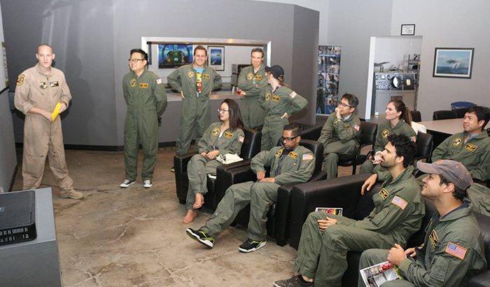 Air Combat Fighter Pilot Simulator