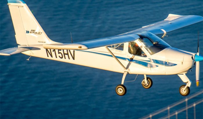 Annapolis Introductory Flight Lesson