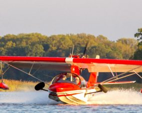 Annapolis Introductory Seaplane Flight Lesson
