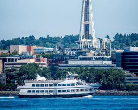 Scenic Seattle Harbor Cruise