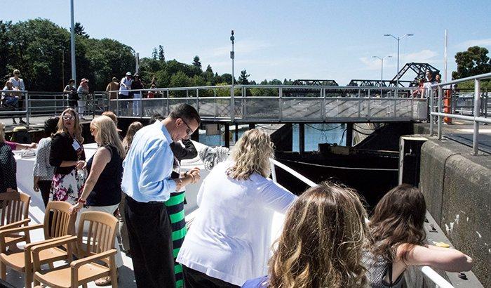 Seattle Locks Sightseeing Cruise