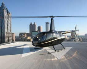 Learn to Fly a Helicopter Atlanta