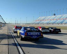 Atlanta Motor Speedway NASCAR Ride Along