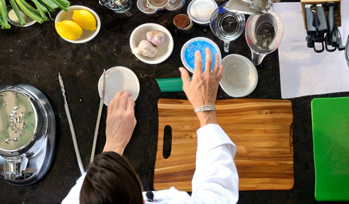 Atlanta Private Healthy Cooking Class