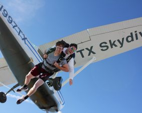 Texas Skydiving