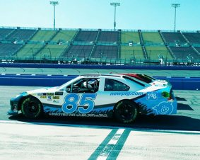 Auto Club Speedway NASCAR Experience