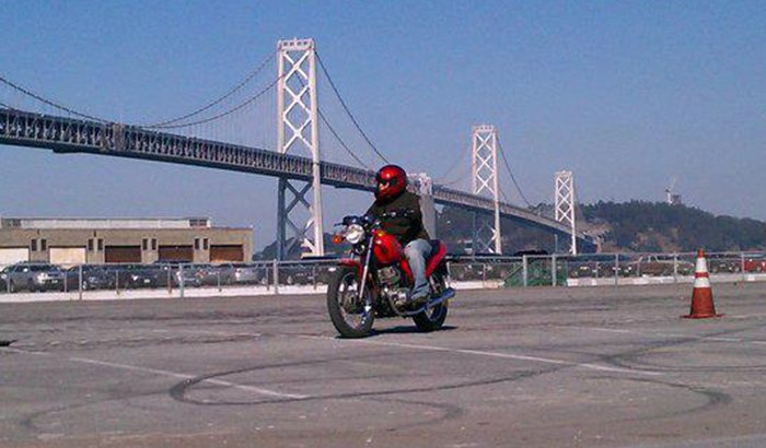 San Francisco Motorcycle >> San Francisco Motorcycle Riding Lesson