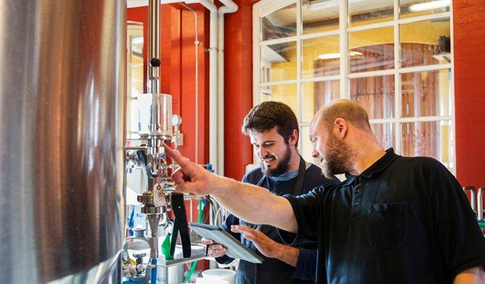 Brooklyn Beer Making Workshop