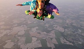 Skydiving Experiences