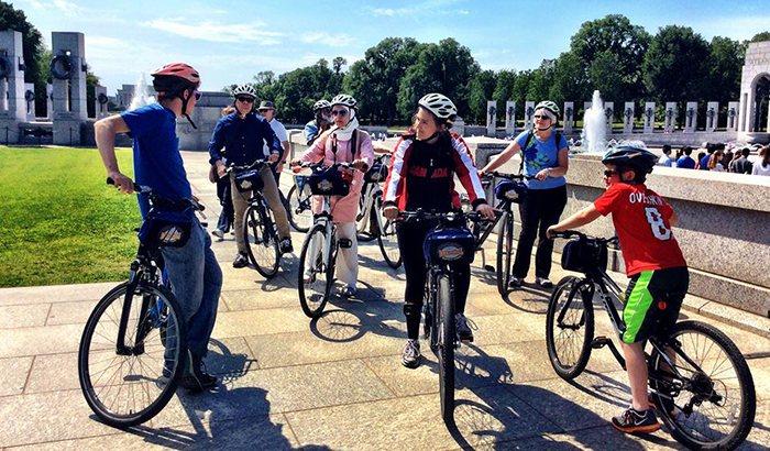 Bike Tour of Washington DC