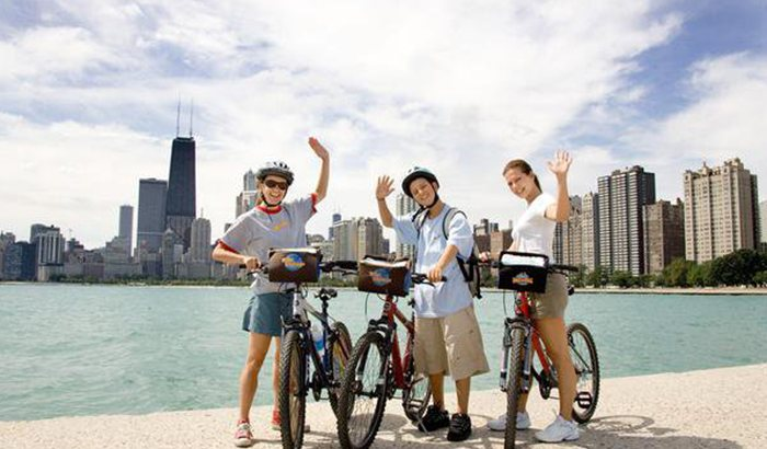 Bike Tour of Chicago
