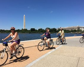Bike Tour of Washington DC