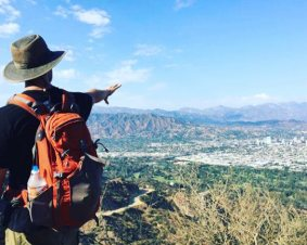 Hollywood Hills Hiking Tour