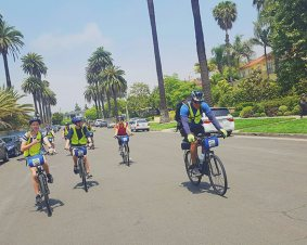 Hollywood Sightseeing Bike Tour
