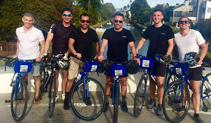 Los Angeles Bike Tour