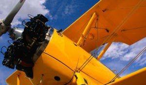 Sonoma Biplane Flight