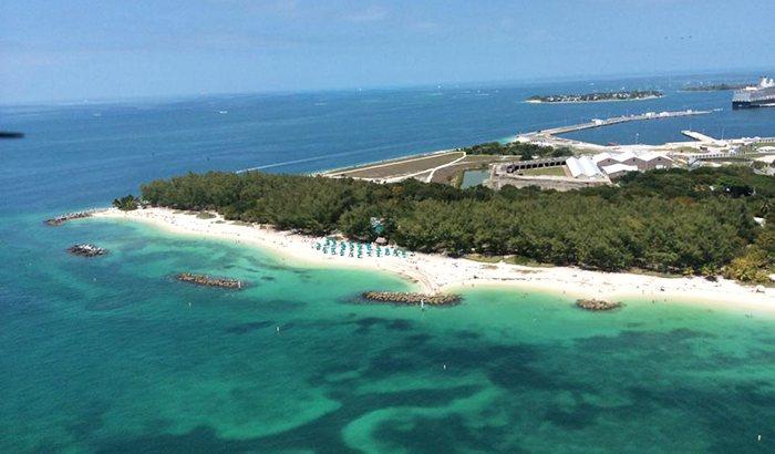 Biplane Ride Over Key West
