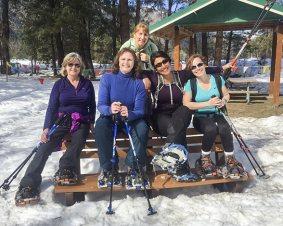 Wenatchee Valley Snowshoe Tour