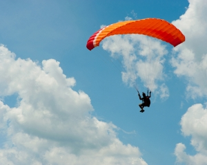 beauty of paragliding - YouTube