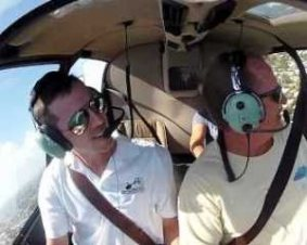 Boca Raton Helicopter Flight Lesson