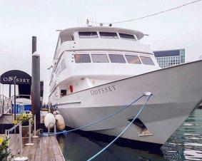 Gourmet Boston Harbor Brunch Cruise
