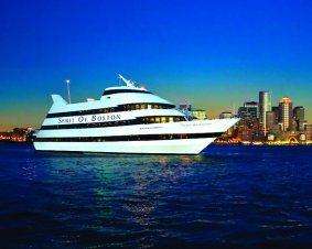 Boston Harbor Dinner Cruise