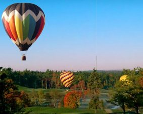 Boston Balloon Flight