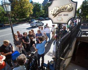 Boston Movie Mile Tour