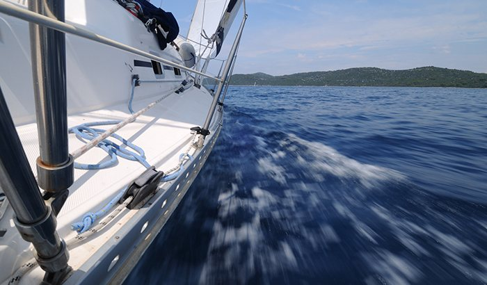 Introduction to Sailing in Boston