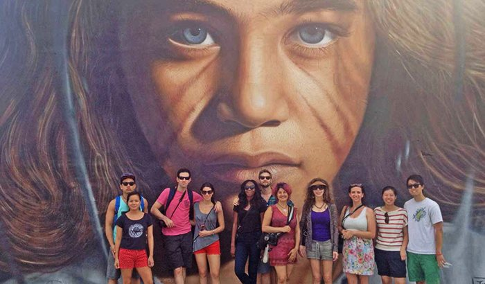 Brooklyn Graffiti Art Walking Tour