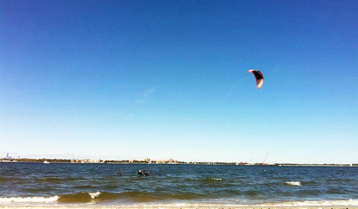 Brooklyn Intro to Kiteboarding