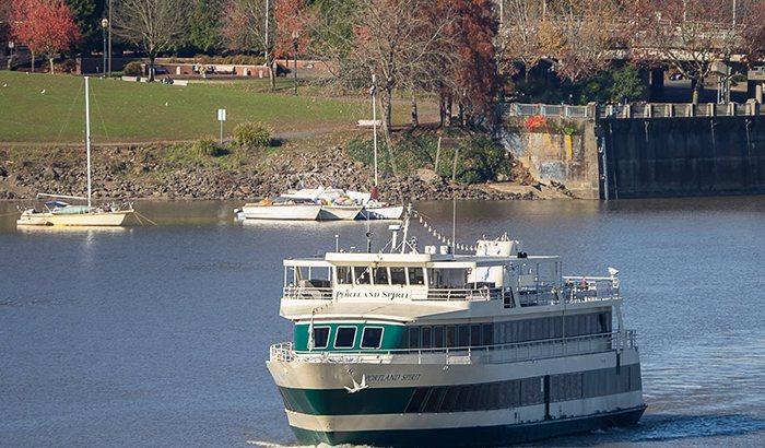 Portland Brunch Cruise
