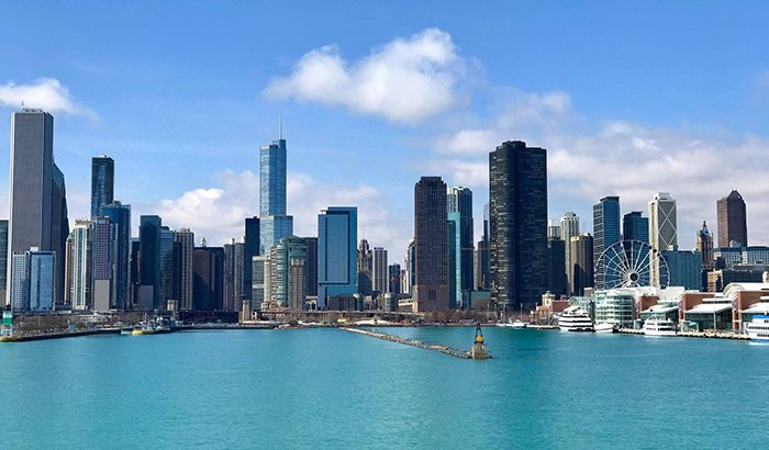 Chicago Brunch Cruise For Two