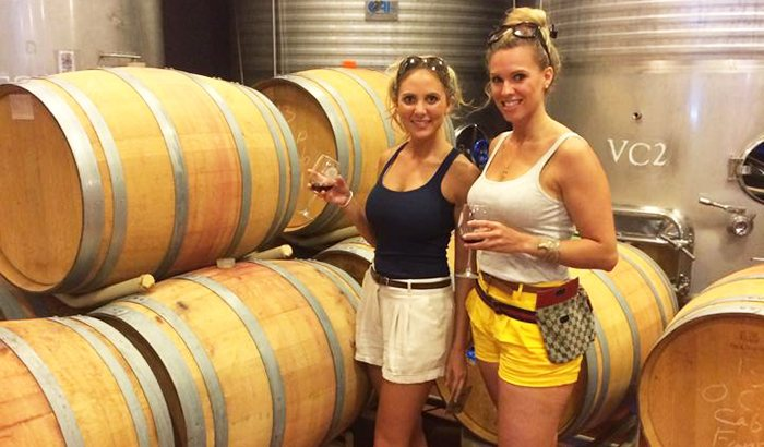 Cape May Winery Bicycle Tour