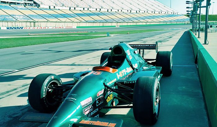 Indy Car Champion Ride
