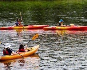 Boston Kayaking