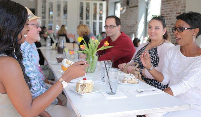Charleston Culinary Walking Tour